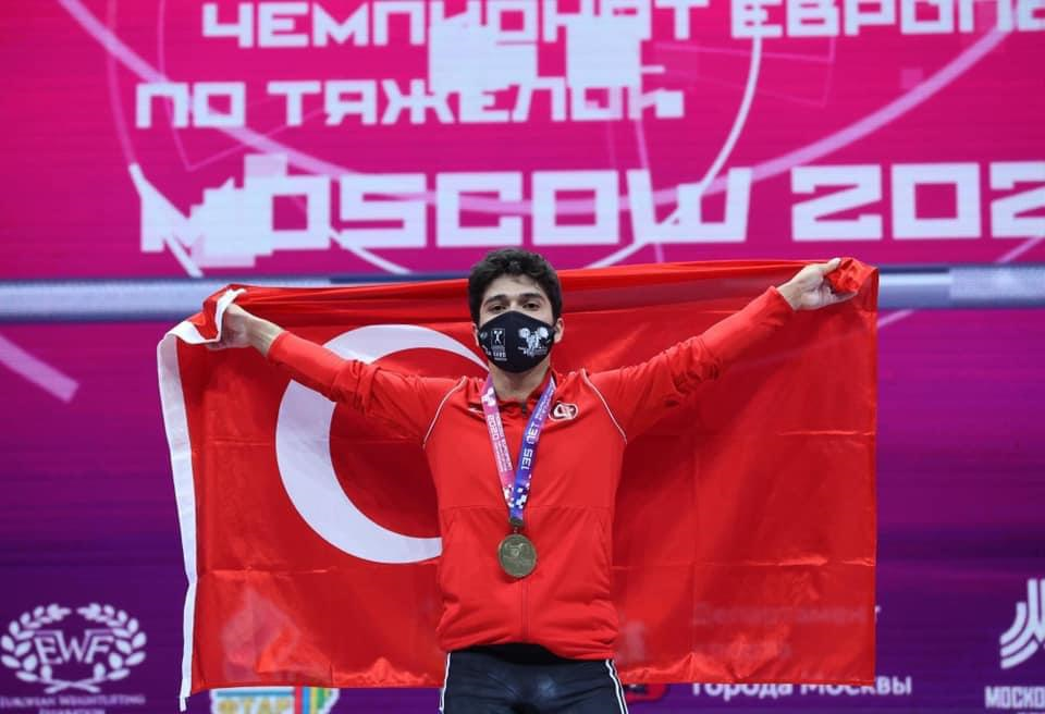 Our Student Becomes European Champion
