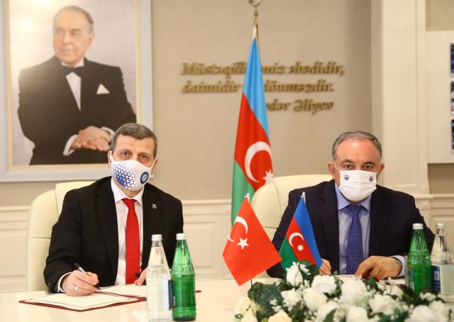 Cooperation Protocol Signed Between Our University and Azerbaijan Technical University