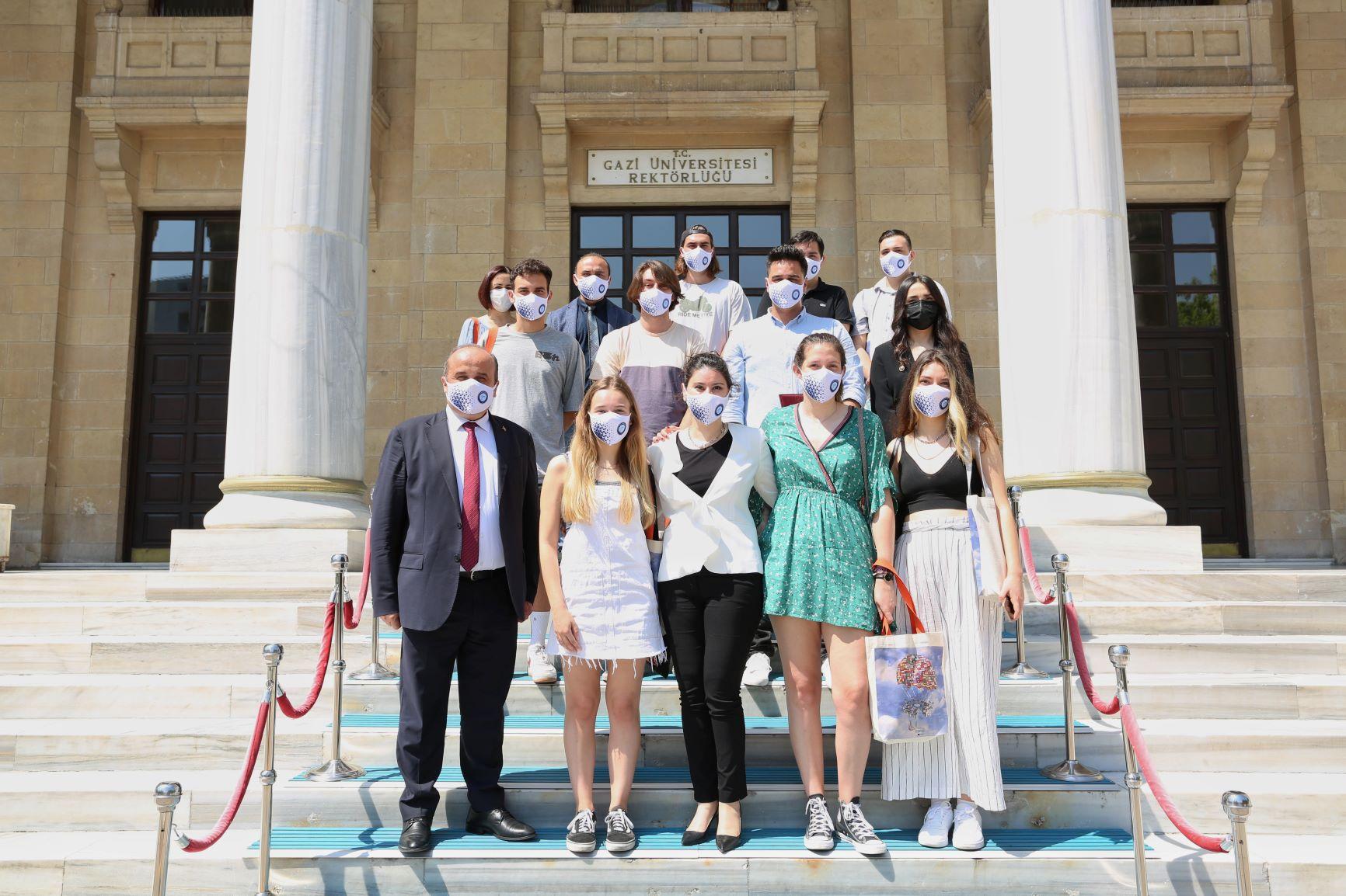 Erasmus Öğrenci Başarı Belgesi -1