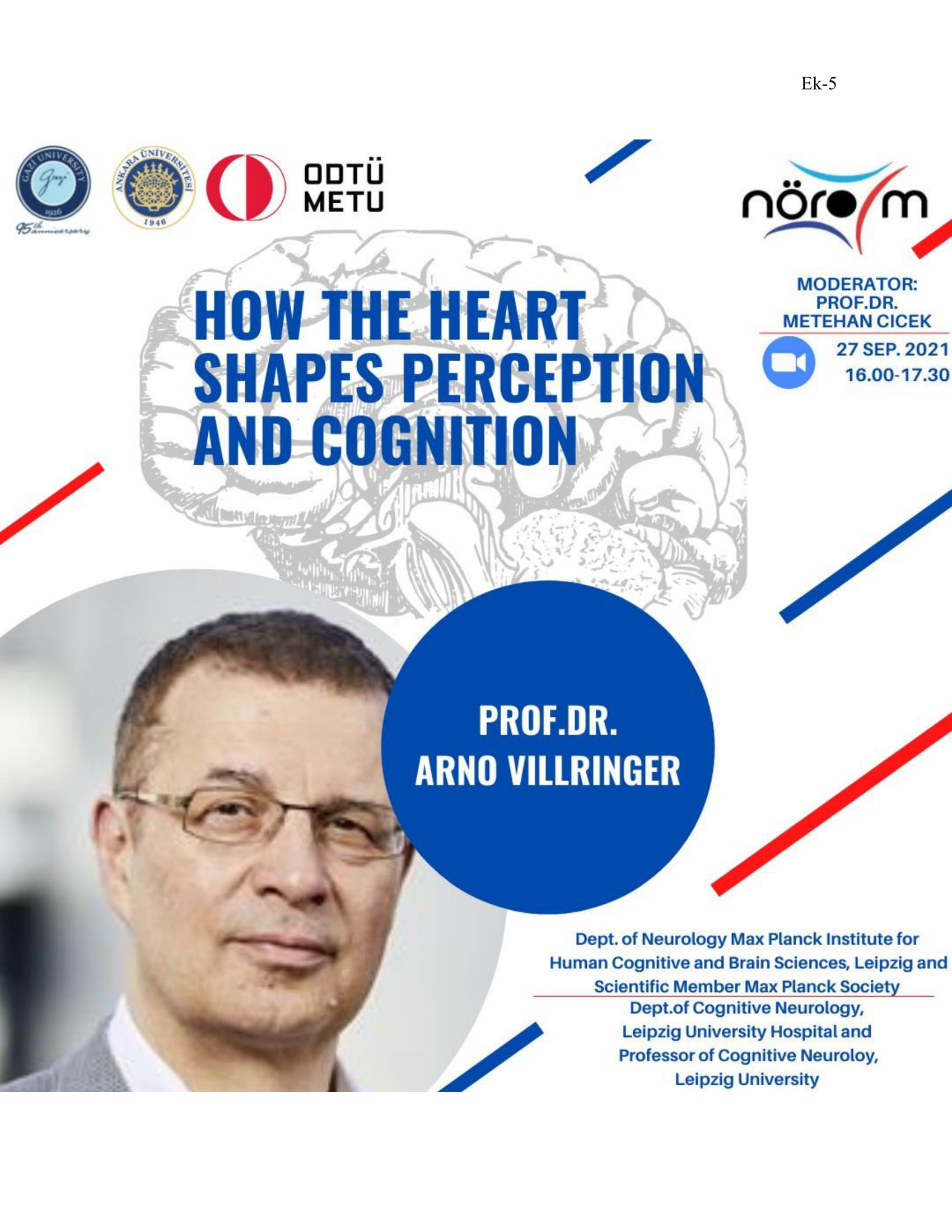 How the Heart Shapes Perception and Cognition