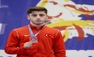 Burak Özdemir, Student of the Faculty of Sports Sciences of our university, came second in Europe