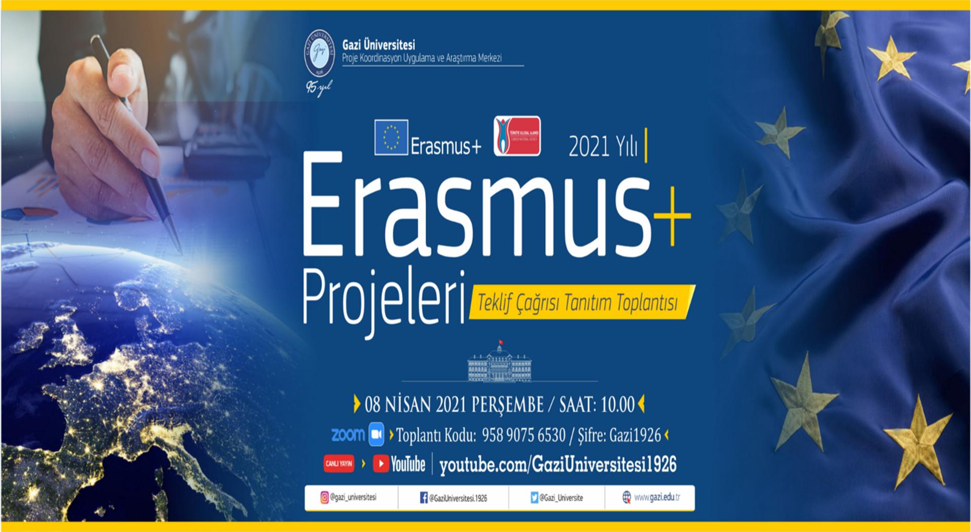 Erasmus+ Proje ve ESC Programları